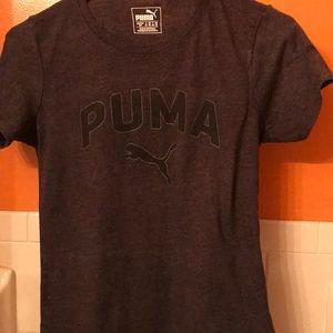 Puma logo shirt